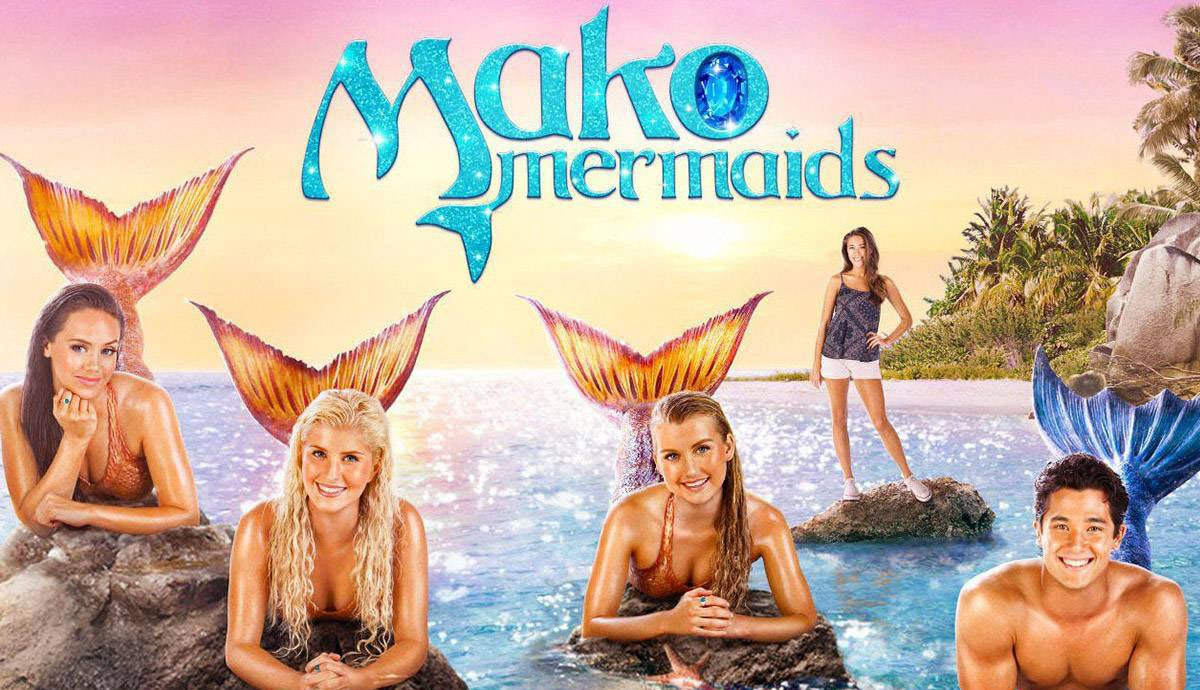 English to Italian | Netflix | subtitles for Mako Mermaids TV series